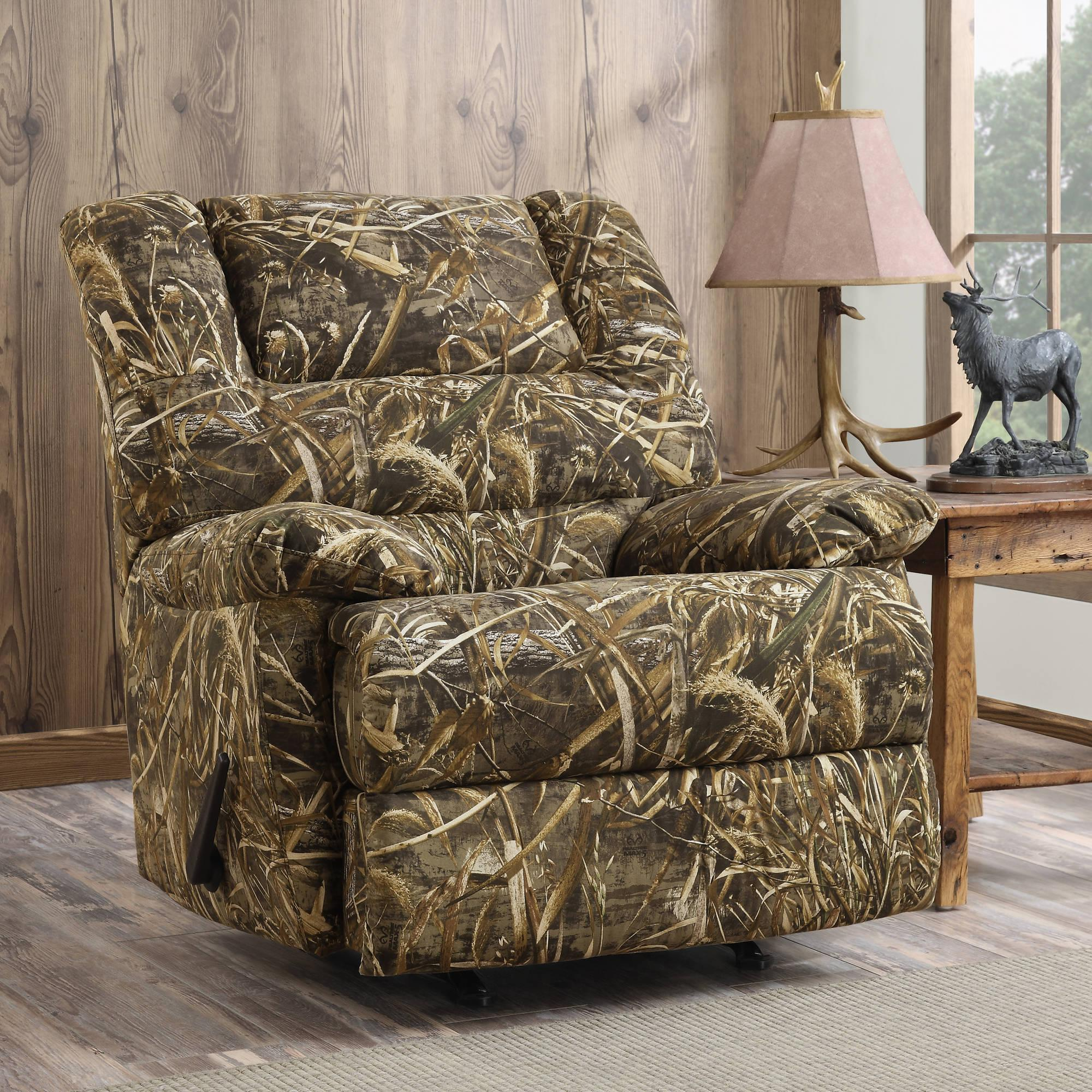 best camouflage reclining chairs review
