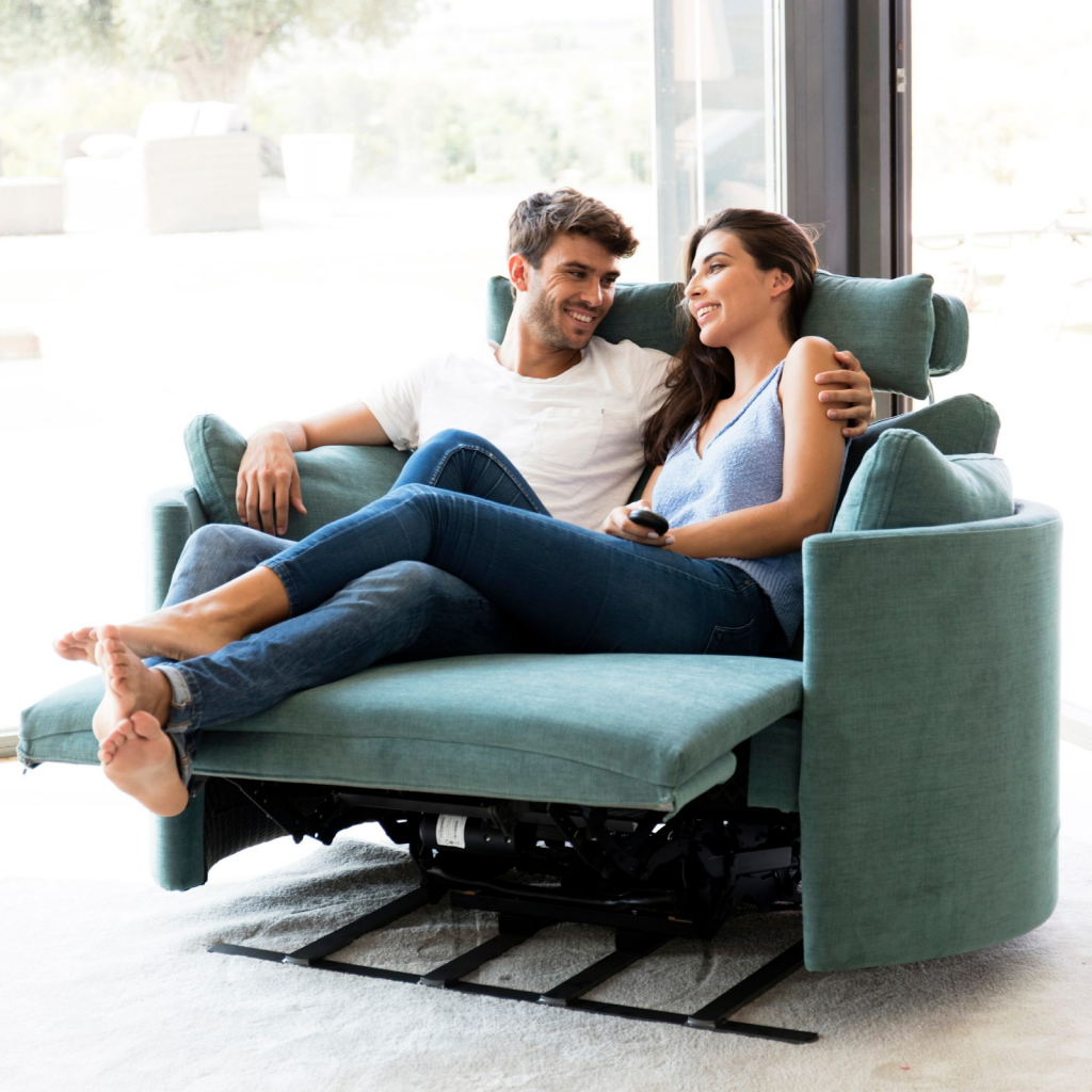 How To Cuddle In A Recliner