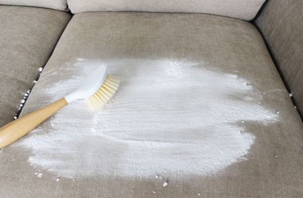 How To Clean Sofa With Baking Soda