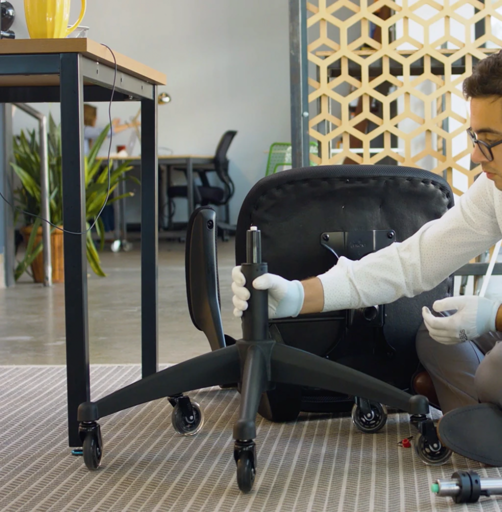 How To Remove Office Chair Cylinder