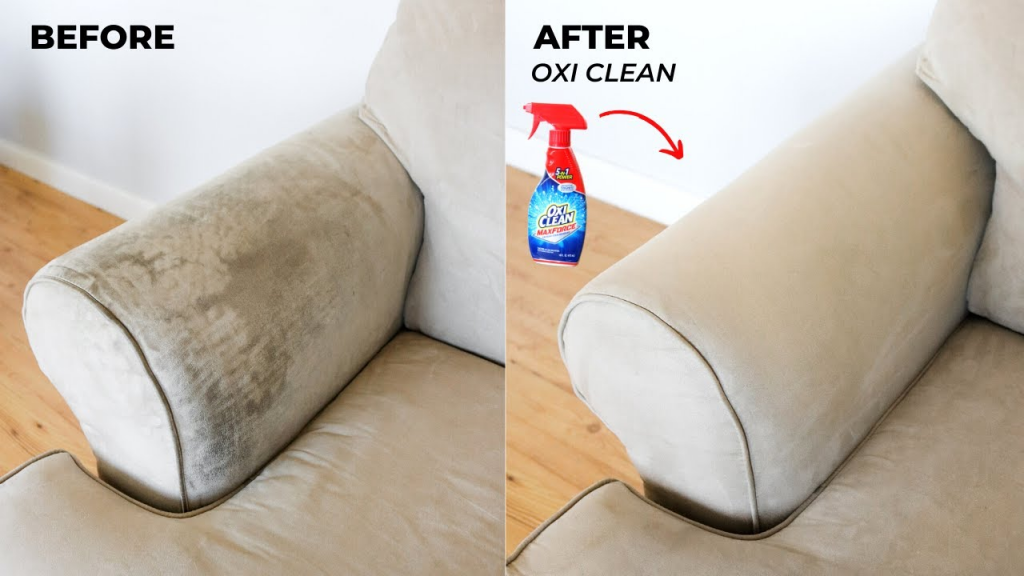 How To Clean Fabric Sofa With Vinegar