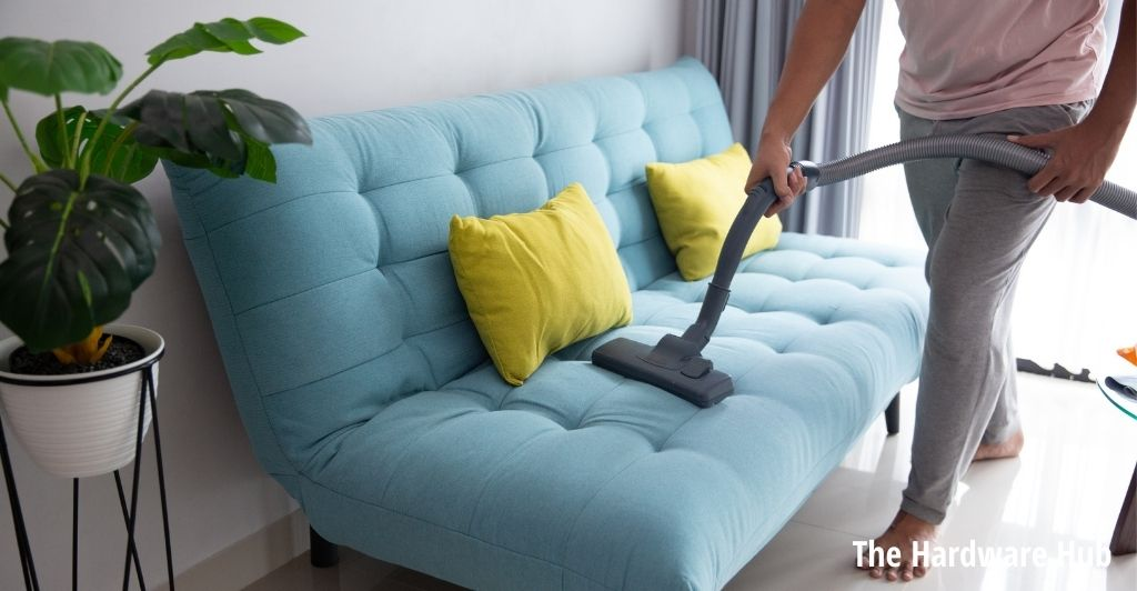 How to Vacuum Your Couch